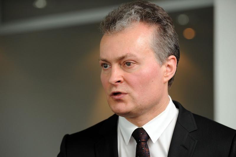 G. Nausėda: parama Ignalinos AE uždarymui yra per maža