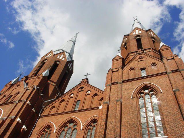 Anykščių teismas nuteisė bažnytinių vertybių vagis
