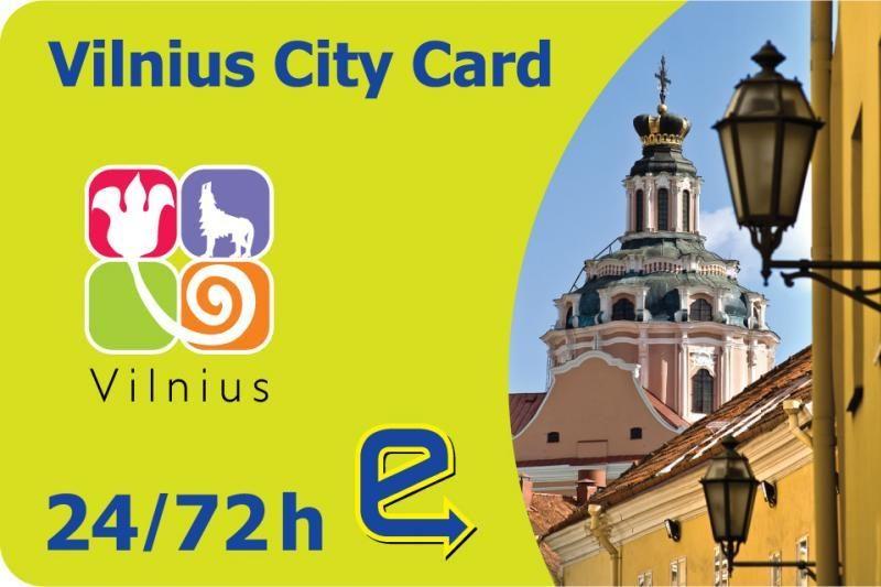 Vilnius – Europos miestų kortelių tinklo narys
