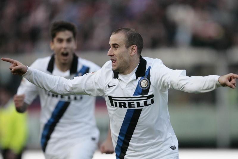 """Italija: """"Inter"""" prabudo antroje rungtynių dalyje (rezultatai)"""