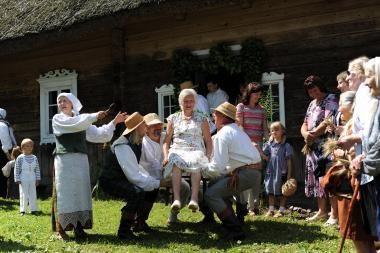 Šeštadienį Rumšiškėse – Oninės ir Rugiapjūtės šventė