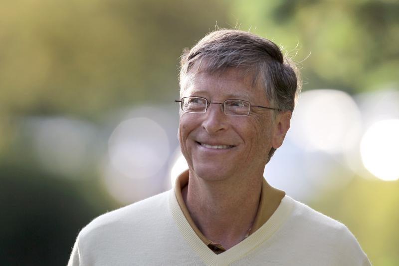 Tarp pretendentų į Kinijos taikos premiją - B.Gatesas