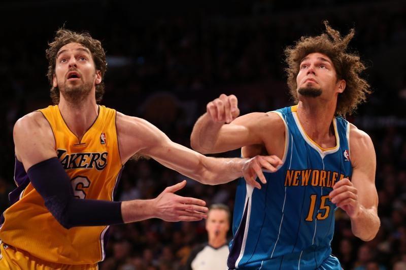 """""""Lakers""""išsivežė dramatišką pergalę iš Detroito (top5)"""