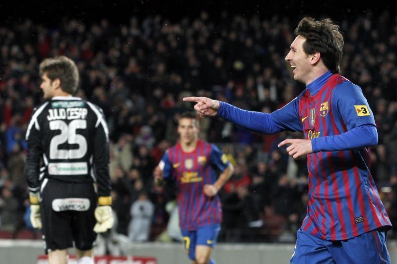 """Z.Ibrahimovičius: """"L.Messi yra geriausias pasaulyje"""""""