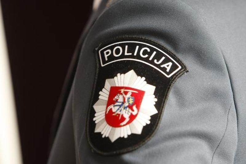 Šalčininkų rajone policininkas partrenkė tris paaugles