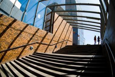 Vilniuje numatyta pastatyti keturias požemines pėsčiųjų perėjas
