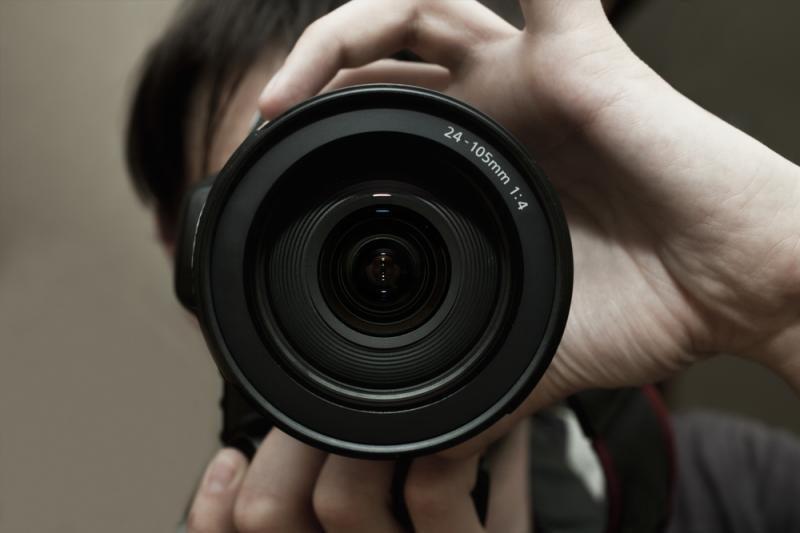 Fotomenininkas: stebėdamas neregių kasdienybę, pamatau būties grožį