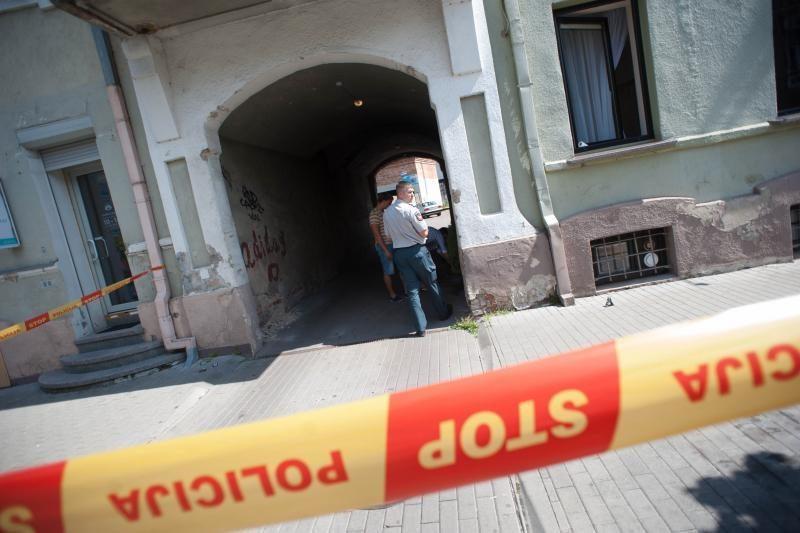 Šūviai  Kaune pareigūnams užminė  mįslę