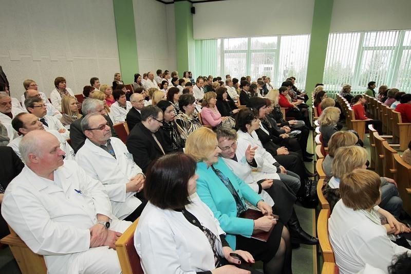 Klaipėdiečių užmojai kurti gydymo ir mokymo centrą - pagrįsti