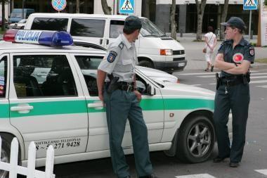 Klaipėdoje - policijos ir visuomenės šventė (programa)