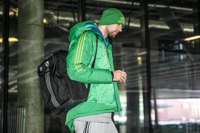 """Į Maskvą išvykęs """"Žalgiris"""": tegul CSKA rengiasi bekompromisiam mūšiui"""