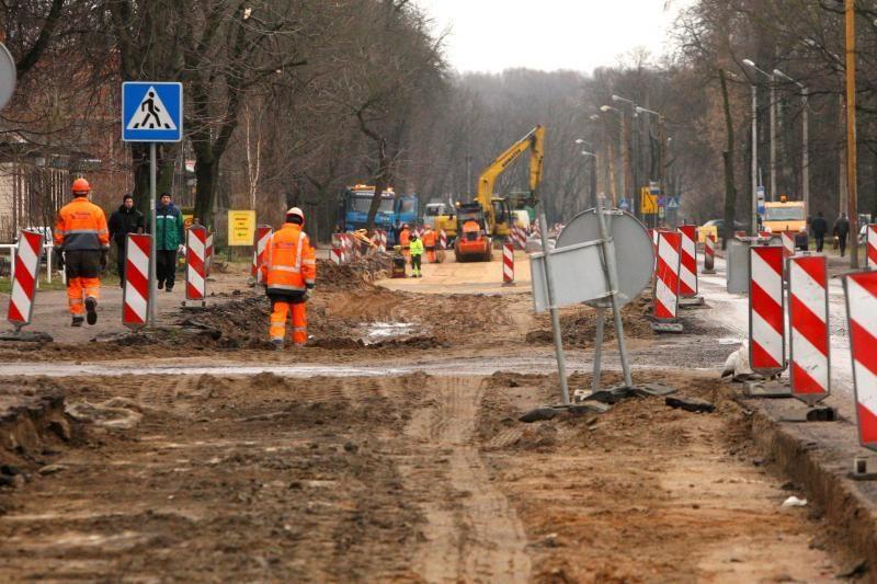 A.Juozapavičiaus prospekto rekonstrukcijai – papildomi 4 mln. litų