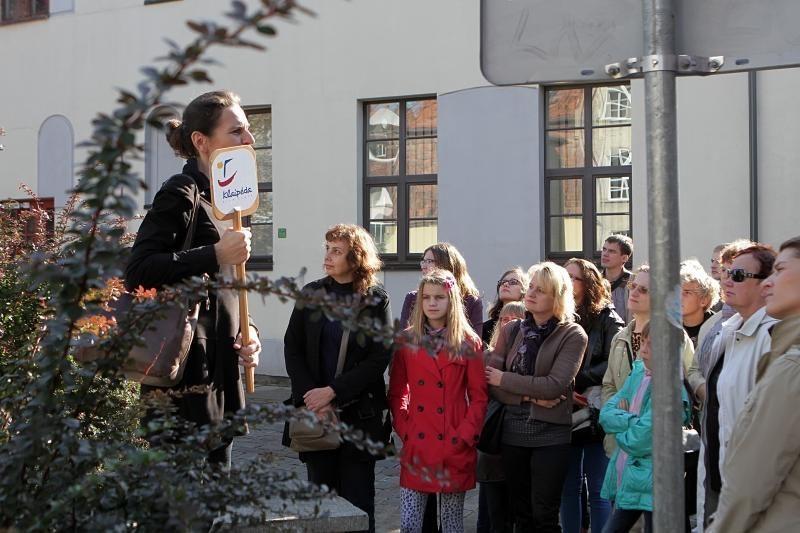 Ekskursijas po Klaipėdą kaip gimtadienio dovaną renkasi klaipėdiečiai