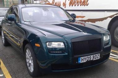 """Ruošiamos dvi naujos """"Rolls-Royce Ghost"""" versijos"""