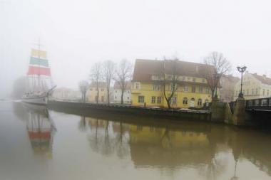 Kelininkai perspėja - kai kuriuose Lietuvos rajonuose - tirštas rūkas