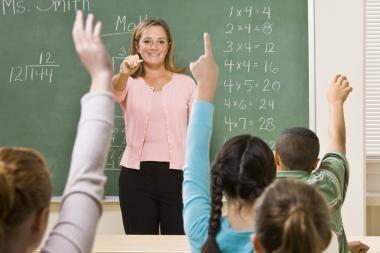 D. Britanijos švietimo sekretorius: mokyklos turi būti kaip darbo vieta