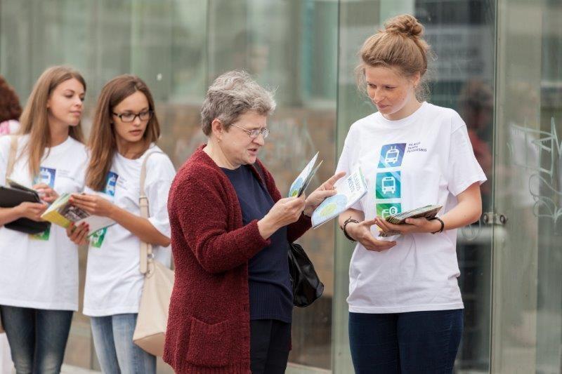 Netrukus Vilniuje startuos greitųjų maršrutų autobusai (maršrutai)