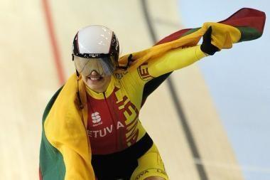 S. Krupeckaitė: Europos čempionatą skyriau taktikai atidirbti