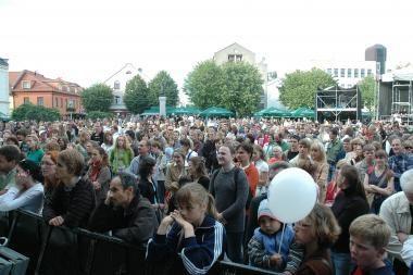 Klaipėdos džiazo festivaliui – grėsmė išnykti