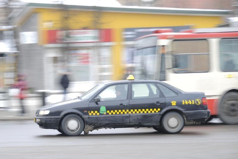 A.Zuoko nupirktų taksi automobilių užtektų tik keliems metams?