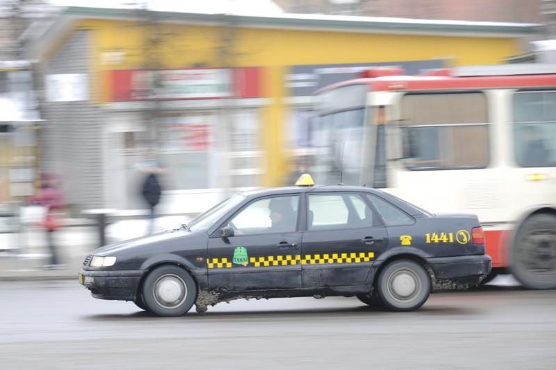 """Taksi įmonės """"Start Vilnius"""" steigimui oficialiai pritarta"""