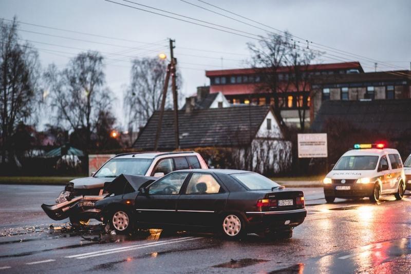 Raudondvario plente – avarija, sužeisti keturi žmonės