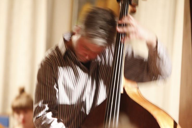 Vilniuje džiazas  skamba   vis dažniau
