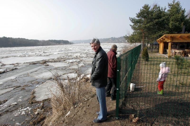 Gyventojai gali atsikvėpti – potvynio tikriausiai pavyks išvengti
