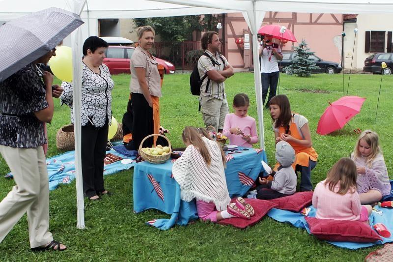 Klaipėdos senamiestyje - vasaros išlydėtuvės