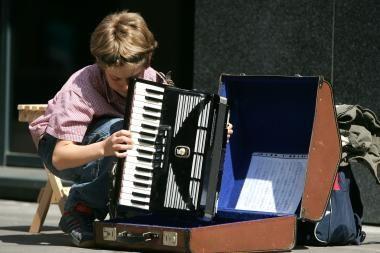 Gatvės muzikos diena: klaipėdiečiai jau registruojasi