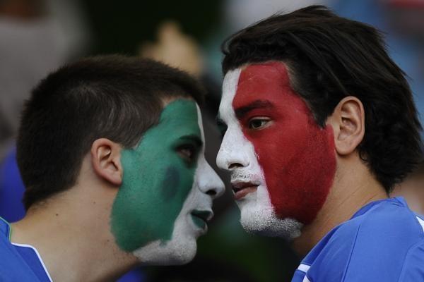 Italija ir Naujoji Zelandija mačą baigė lygiosiomis