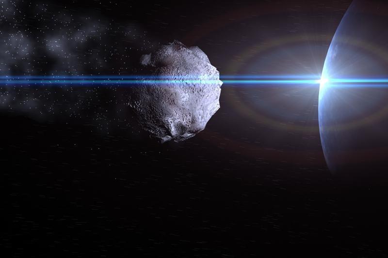 Antradienį Žemės apylinkėmis praskries 30 km skersmens asteroidas