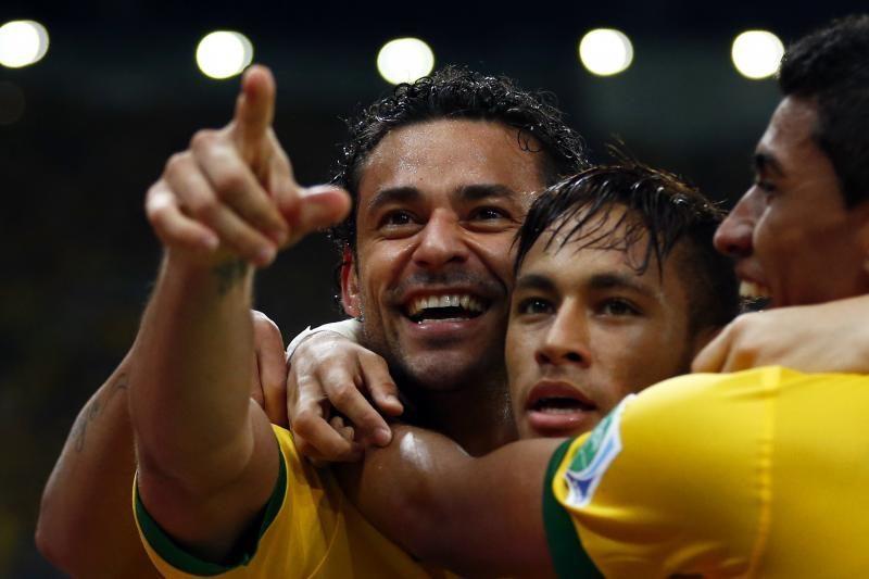 Tarp geriausių Konfederacijų taurėje - Lietuvoje žaidęs brazilas