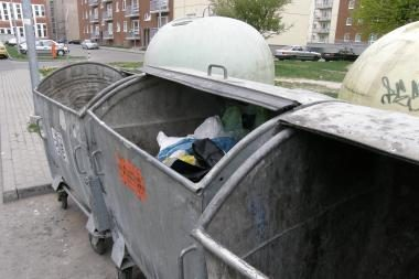 Klaipėdoje konteineryje rasti du negyvi kūdikiai (papildyta)