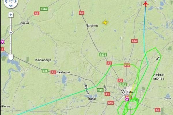 Košmaras ore: Vilnius-Helsinkis-Vilnius (papildyta)