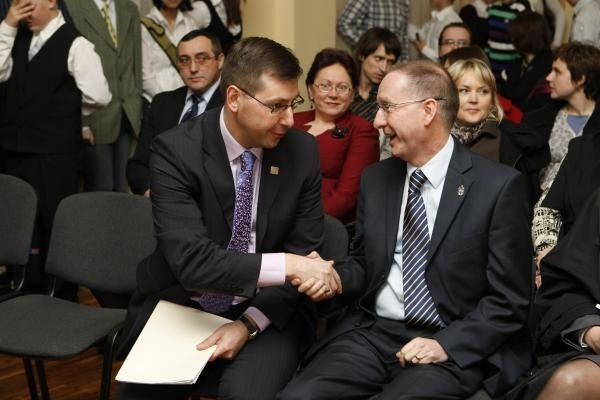 Švietimo ministras
