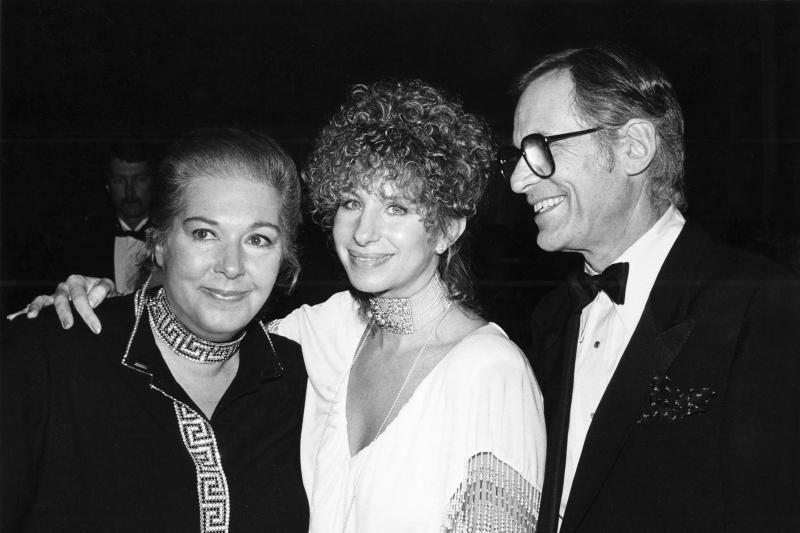 Barbra Streisand 70-metį atšventė su draugais