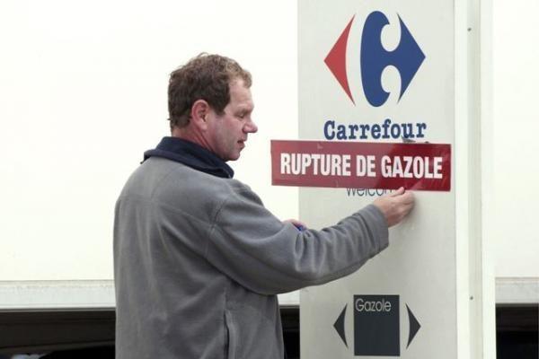 Prancūzijos protestuotojai peržengė ribas?