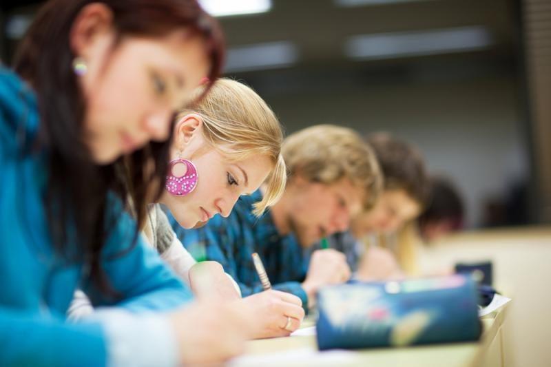 Apklausa: mokykla ruošia egzaminams, o ne gyvenimui