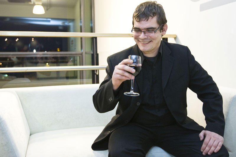 Kino režisierius E.Vėlyvis pateko į avariją