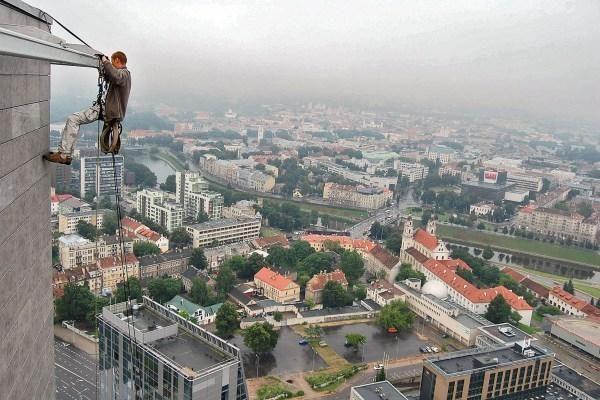 Geriausi lietuviški kadrai su adrenalino užtaisu