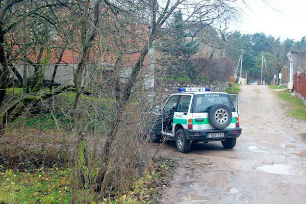 Vilniuje sudegė žmogus