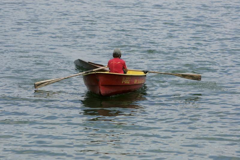 Atsirado iš valties iškritęs bei dingęs vyras (papildyta 13.40 val.)