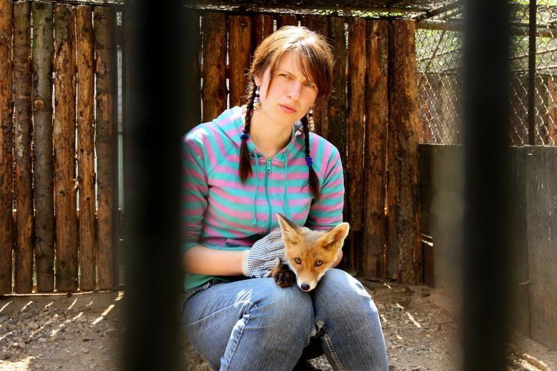 Zoologijos sode – pažintis su gyvūnų prižiūrėtojų kasdienybe