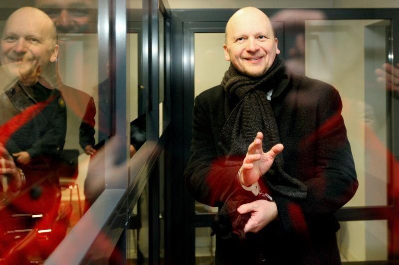 Buvęs vicemeras K.Kriščiūnas bando nušalinti jo bylą tyrusią prokurorę