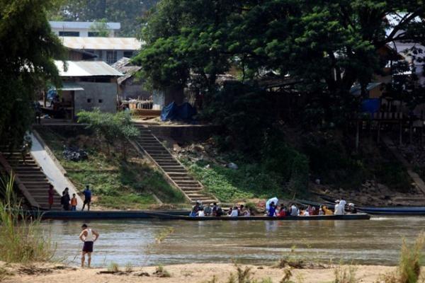 Mianmare rinkimus laimėjo kariškių remiama partija