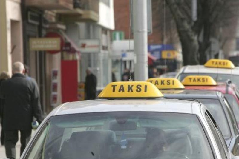 Vilniuje rasti taksi lengviau per šventes nei po VMI patikrinimo
