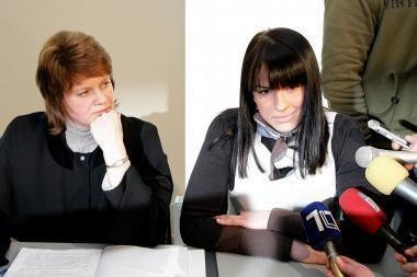 N.Venckienė prašys apriboti L.Stankūnaitei motinystės teises