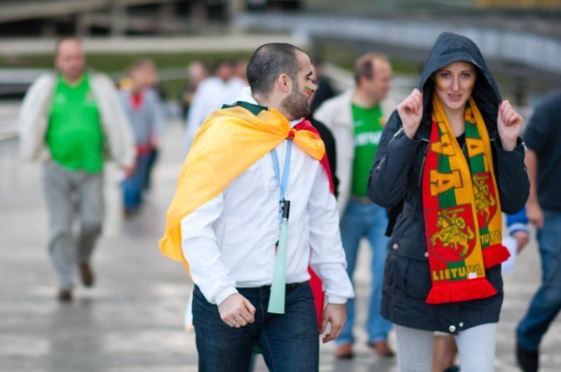 Kaunas pradeda ruoštis Pasaulio jaunių krepšinio čempionatui