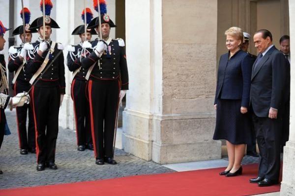 D.Grybauskaitė asmeniškai pakvietė popiežių apsilankyti Lietuvoje (papildyta)